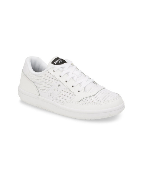 Saucony Baby Jazz Court K Leather Running Shoe~1511206940