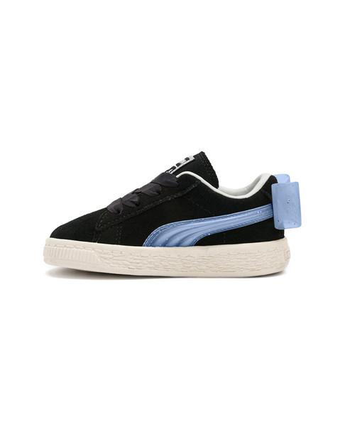 Puma Kids Bow Suede Sneaker~1511209301