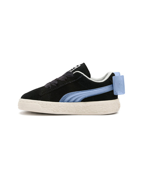 Puma Kids Bow Suede Sneaker~1511209303