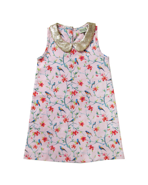 Sophie Catalou Girls' Nightingale Shift Dress~1511351235