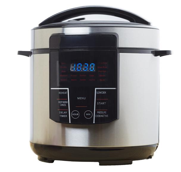 6-Quart Pressure/Multi-Cooker~BRE-EPC626