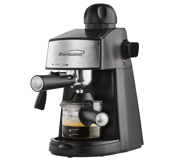 Espresso and Cappuccino Maker~BRE-GA125