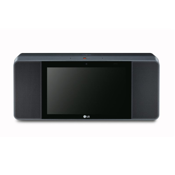 "LG ThinQ Smart Speaker with 8"" Touchscreen~LGK-WK9"