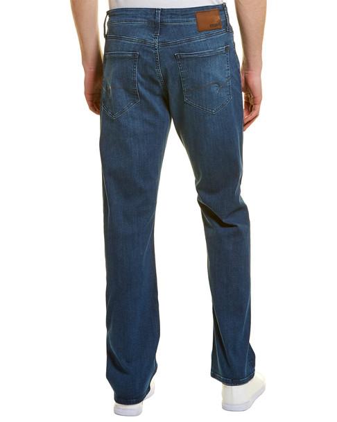 Mavi Jeans Myles Mid Tonal Williamsburg Straight Leg~1010187601