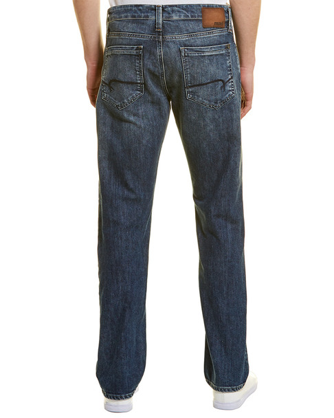 Mavi Jeans Zach Mid Shaded New York Straight Leg~1010187610