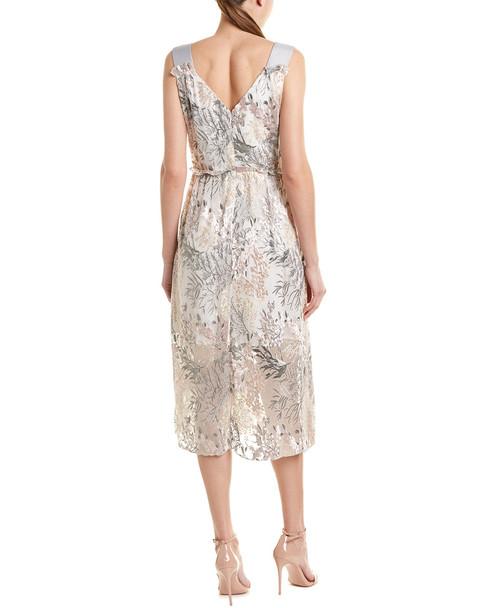 Hutch Silk Midi Dress~1050989753