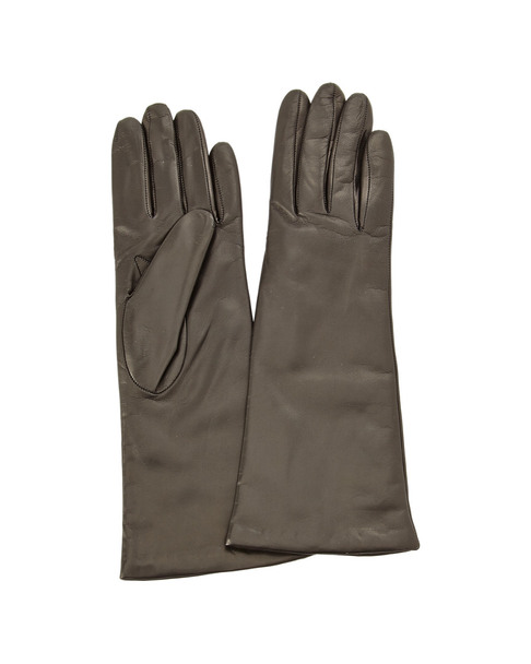 Portolano Women's Leather Black Gloves~1111573599