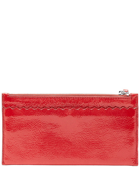 Loeffler Randall Aster Leather Clutch~11602010160000