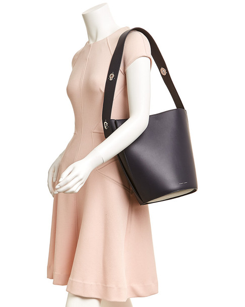 Danse Lente Lorna Mini Leather Bucket Bag~11602234480000