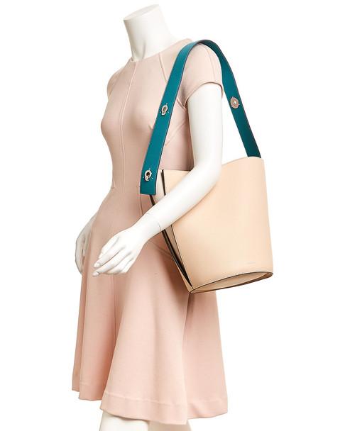 Danse Lente Lorna Mini Leather Bucket Bag~11602234490000