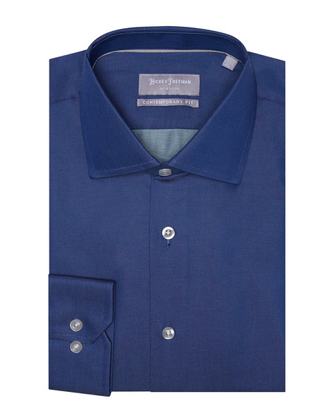 Hickey Freeman Dress Shirt~1212175129
