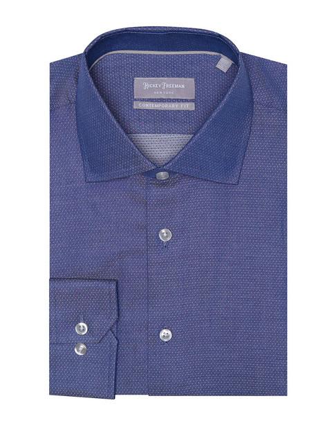 Hickey Freeman Dress Shirt~1212175131