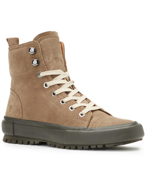 Frye Ryan Suede Sneaker Boot~1312189792