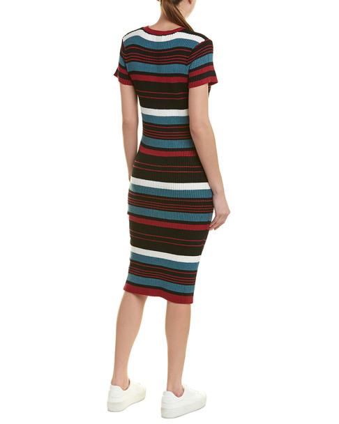 Emory Park Rib-Knit Midi Dress~1411203674