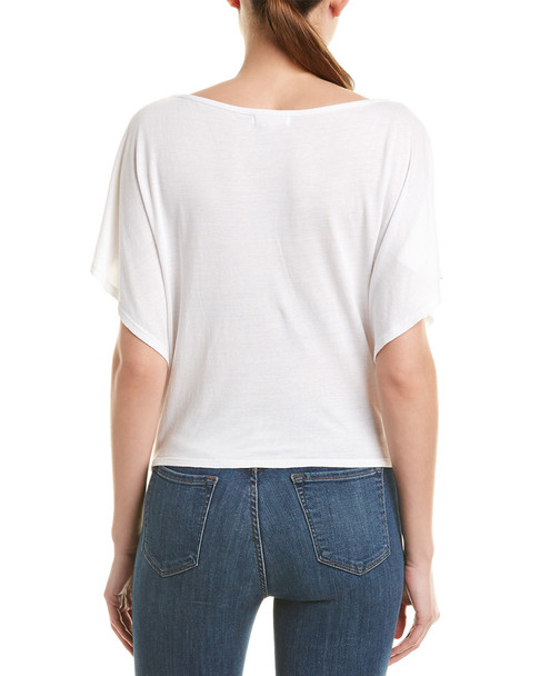 On The Road Krina Linen-Blend Top~1411318042