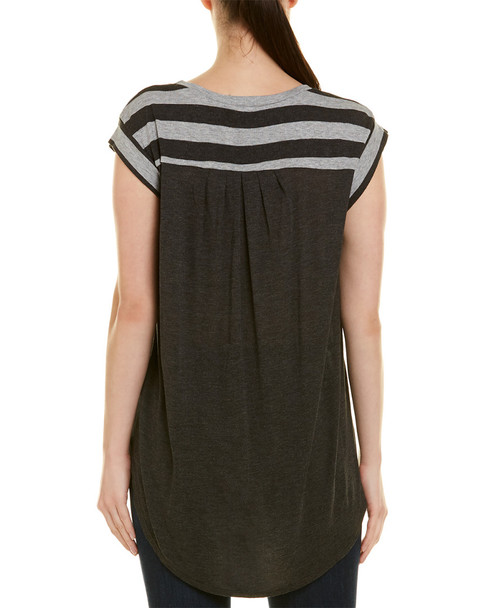 Heather Pleat Back Top~1411409677