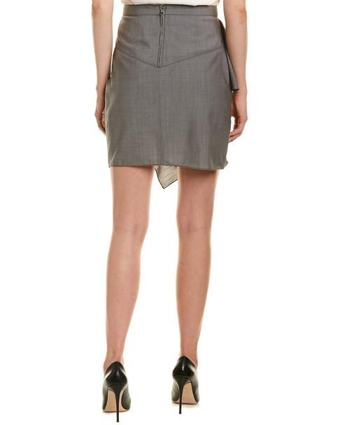 Isabel Marant Ruffle Mini Skirt~1411862747