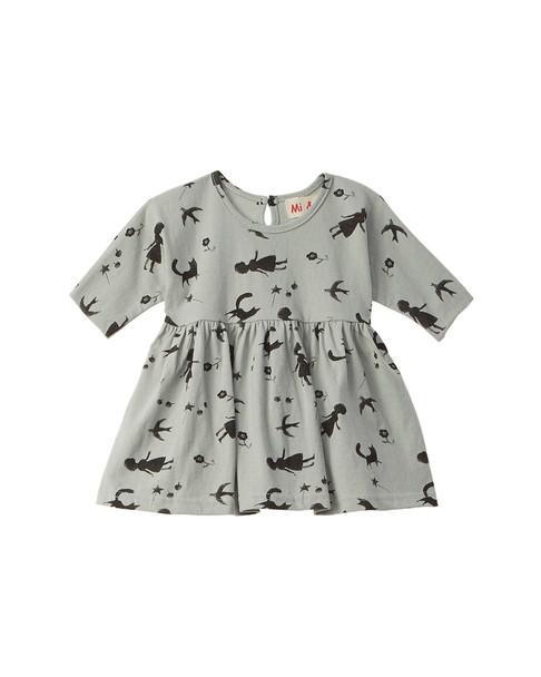 Mi & O Babydoll Dress~1511783068