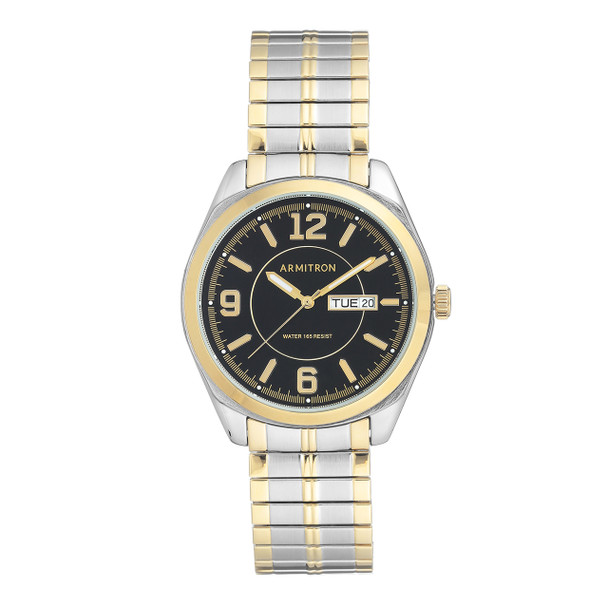 Armitron Men's Two-Tone Expansion Watch