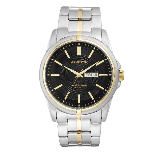 Armitron Men's Two-Tone Bracelet Watch