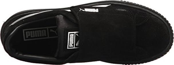 PUMA Women's Platform Strap Satin En Pointe Wn Sneaker~pp-0f24549a
