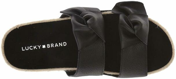 Lucky Brand Womens Izbremma Open Toe Casual Platform Sandals~pp-0f5a8ba7