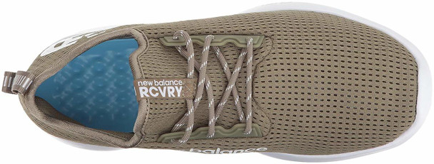 New Balance Mens RCVRYCG Fabric Low Top Lace Up Walking Shoes~pp-2273f183