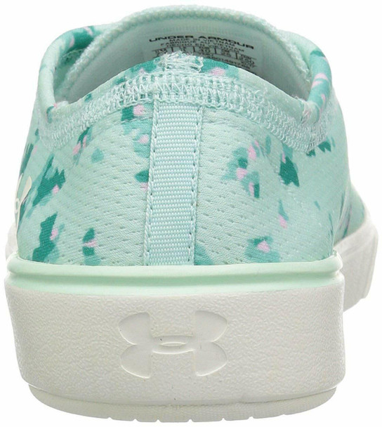 Kids Under Armour Girls GS Kickit 2 FR Low Top Lace Up Fashion Sneaker~pp-23310816