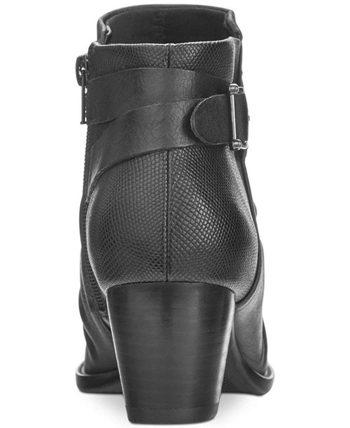 Bare Traps Womens Reliance Almond Toe Ankle Fashion Boots~pp-25ca50b9