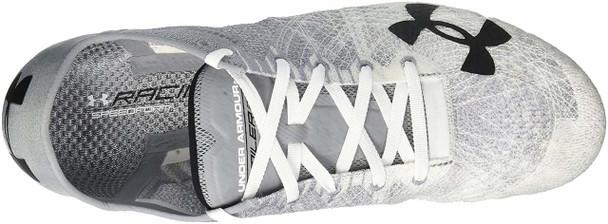 Under Armour Women's Speedform Miler 2 Sneaker Steel/White/Black~pp-288d0a40