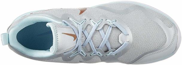 Nike Women's Shoes Air Max Fury Sneakers Pure Platinum Metallic Red Bronze ...~pp-3334b936
