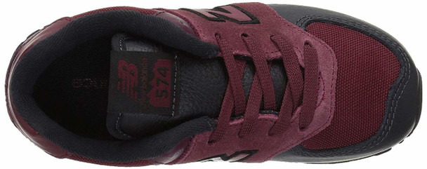 Kids New Balance Boys Iconic 574 Low Top Lace Up Running Sneaker~pp-37beb15e