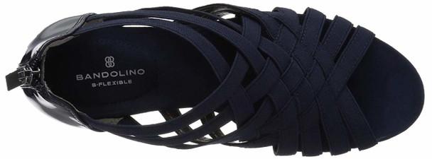 Bandolino Womens Gillmiro Peep Toe Casual Strappy Sandals~pp-3df32e27