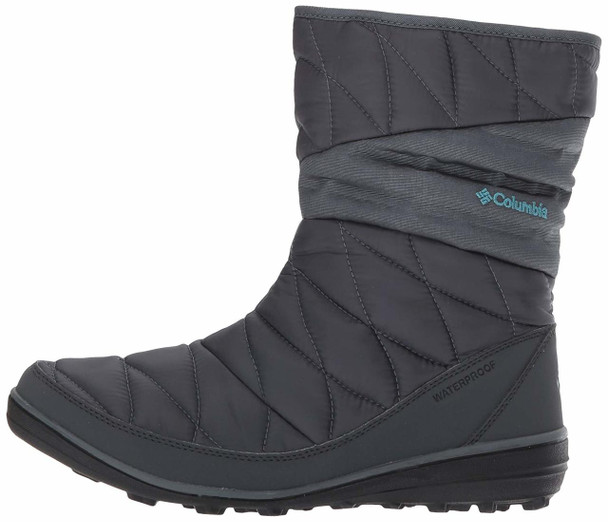 Columbia Womens Heavenly Slip II Omni-Heat Closed Toe Ankle Cold Weather Boots~pp-3fd4558c