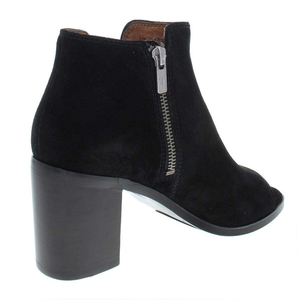 FRYE Womens Danica Suede Ankle Chelsea Boots~pp-42362938