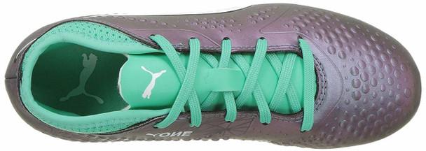 Kids Puma Girls One 4 IL Syn Fg, Jr. Low Top Lace Up Soccer Sneaker~pp-42f6677f