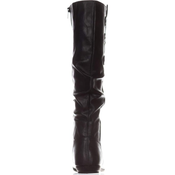 Cliffs by White Mountain Womens Felisa Almond Toe Knee High Fashion Boots~pp-46453035