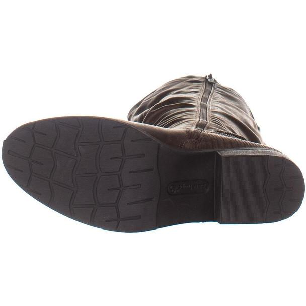 Bare Traps Womens Yulissa Almond Toe Knee High Fashion Boots~pp-4fa3ce52