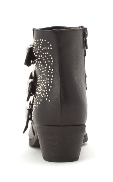 Indigo Rd. Womens Bonitan 2 Almond Toe Ankle Fashion Boots~pp-50b1e5b8