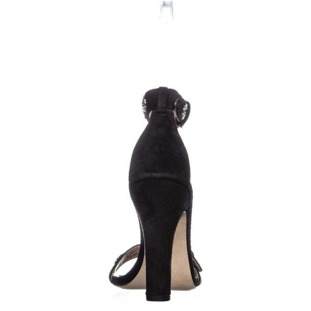 Coach Womens Elizabeth102 Leather Open Toe Casual Ankle Strap Sandals~pp-58ff2c63