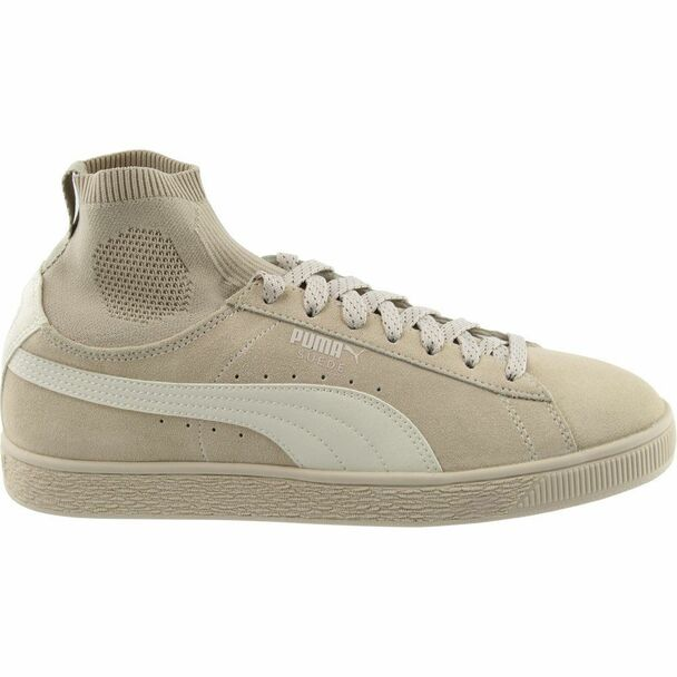 PUMA Mens Suede Classic Sock Athletic & Sneakers Beige~pp 667c1e50
