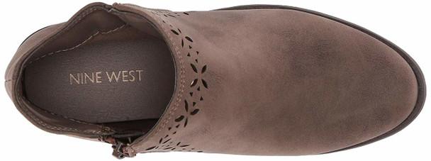Kids Nine West Girls Laili Ankle Zipper Chelsea Boots~pp-6791b92e