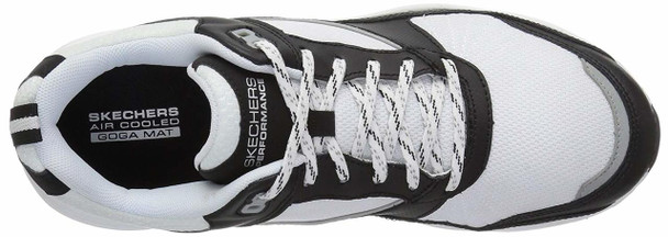 Skechers Womens Mantra Ultra Forte Leather Low Top Lace Up Walking Shoes~pp-6dbbd2b3