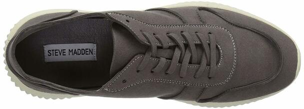 Steve Madden Mens Rolf Low Top Lace Up Fashion Sneakers~pp-6f88938e