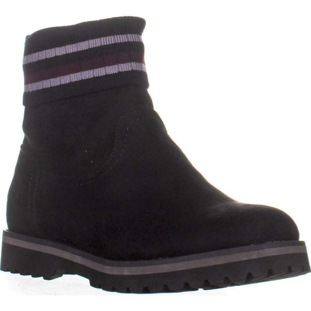 Tommy Hilfiger Womens Pasilla Closed Toe Ankle Fashion Boots~pp-718fa6cc