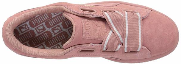 PUMA Women's Suede Heart Satin Wn Sneaker~pp-75c68d2a