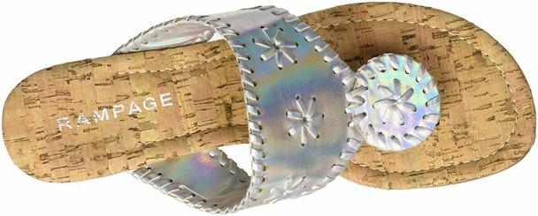 Rampage Womens SCHEENA Open Toe Casual Platform Sandals~pp-794337f5