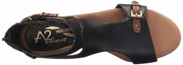 Aerosoles Womens Mayflower Open Toe Casual Platform Sandals~pp-831c4232