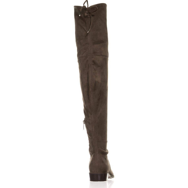 Marc Fisher Womens HUMOR2 Almond Toe Over Knee Fashion Boots~pp-84639c16