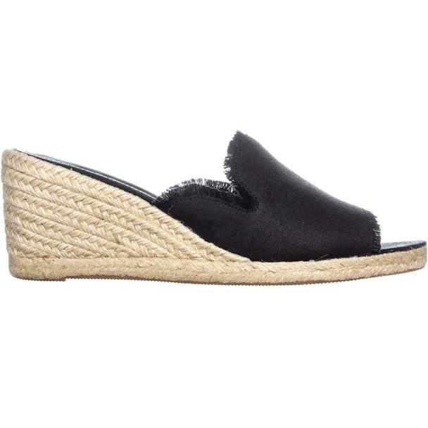 LAUREN by Ralph Lauren Womens Carlynda Fabric Peep Toe Casual Platform Sandals~pp-88e7a94c
